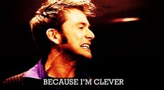 Clever Dr. Who animated Gif