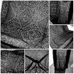 Ravelry: Scheherazade's Sky Orenburg Square Shawl pattern by Yakysheva Anna