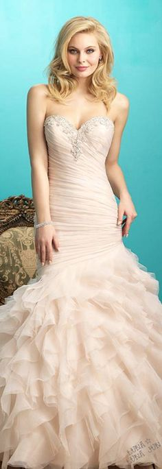 Allure Bridal Fall 2015