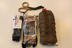 Multicam Complete D.A.R.K.  (Direct Action Response Kit)  Comes with:  Vacuum-sealed insert  CAT  Shears  Pouch