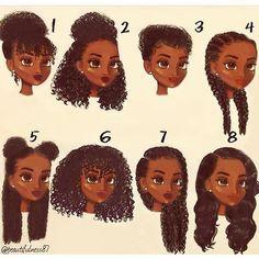 Natural Curly Hairstyles Natural Curly Hairstyles  Hair Obsessedsoraya  Pinterest