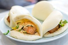 Pork Belly Buns, Gua Bao, 刮包 -