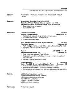 sample resume for student organizations http exampleresumecv