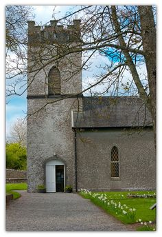 Country Church.  This is St James Church. Built in 1786. Came across it yesterda...