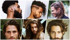 Guide: Absolutely All Men Hair Types (Video + Examples) - Men Hairstyles World Men Hairstyles, Hair Type, Pure Products, Couple Photos, World, Couple Shots, Couple Photography, The World, Couple Pictures