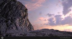 Rocks ! Modeling, Displacement & Shader Vray - Tutos et Formation V-Ray et 3dsMax avec Matt Guetta