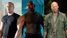 La serie de películas que conforman 'Fast Jason Statham, Vin Diesel, Dwayne Johnson, Fast And Furious, Spin, Hollywood, Cute, History Of Film, Kawaii