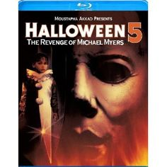 Halloween 5 [Blu-ray] (Anchor Bay)