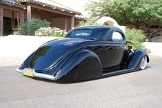 Cole Foster built 1936 Ford