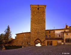 Mosqueruela, Teruel, España.