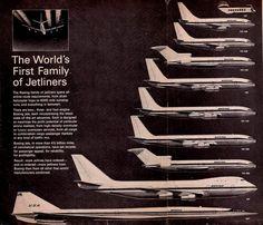 Boeing Family