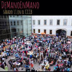 Ens veiem aquest dissabte a Barcelona!  // Nos vemos este sábado en el CCCB!  #IBID #LOVE #DREAM & #PEACE #DeManoEnMano foto de Timeout