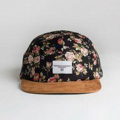 the portland rose five panel hat    profound aesthetic. Five Panel Hat c289a82c663d3