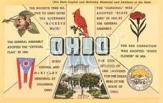 Some facts about Ohio