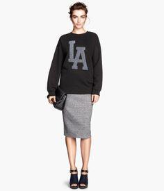 Pencil Skirt $24.95 | H&M US