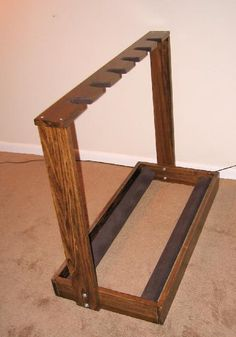 wooden guitar stand - Bing Images
