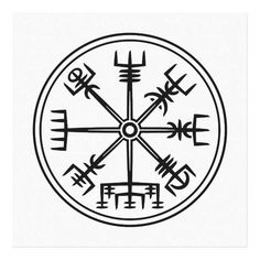 Customizable #Black #Black#And#White #Bon#Voyage #Iceland #Icelandic #Magic #Nordic #Norse #Rune #Runic #Safe#Journey #Safe#Trip #Scandinavia #Scandinavian #Sigil #Symbol #Vegv237Sir #Vegvisir #Viking #Viking#Compass Vegvisir in black canvas print available WorldWide on http://bit.ly/2iyxR0J