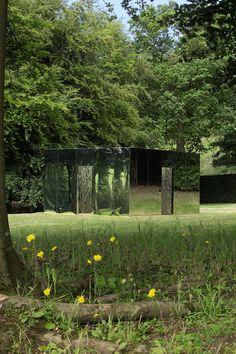 zaha hadid's lilas pavilion at sotheby's beyond limits