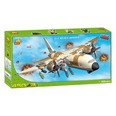 C-7 Heavy Bomber | Building Brick Set | Cobi |-JM Cremps Adventure Store ..... or any lego military set