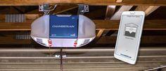 Chamberlain Wi-Fi Door Opener - Tech Review