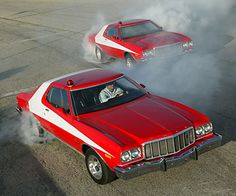 Ford Gran Torino the great unknown muscle car. Dee sez loving the old Starsky & Hutch reruns on MAVTV. Watching just for the old cars. LOL
