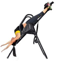 Therapy Inversion Table Fitness Equipment Sport