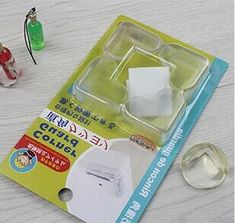 Children Baby Safety Protector Table Corner Edge Protection Cover Silicone Edge & Corner Guards Baby Safety Products #2