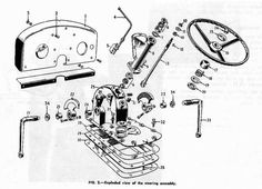 TO 30 steering bearings - Harry Ferguson