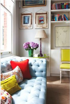 chesterfield sofa LOVE THIS !!!!