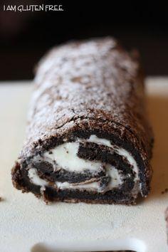 Glutten Free Chocolate Roll