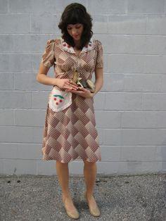 Sweet as Cherry Pie Dress
