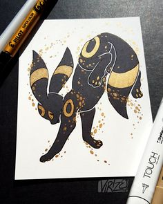 Umbreon by Virize