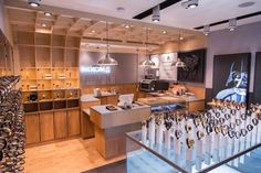 Nixon Store by Checkland Kindleysides, New York City » Retail Design Blog