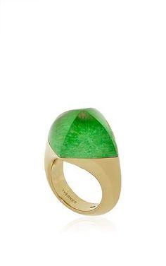 Vhernier - Pandizucchero Jade Ring