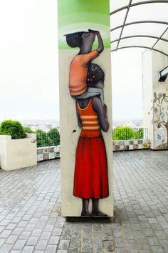 Seth - street art - paris 20, rue piat (mai 2014)