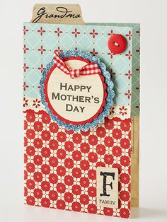Patterned-Paper Card