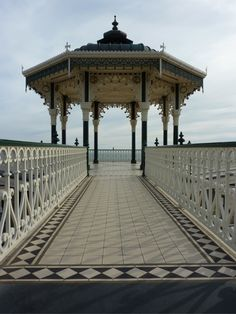 Image detail for -... examples of a Victorian bandstand in the country. It's stunning