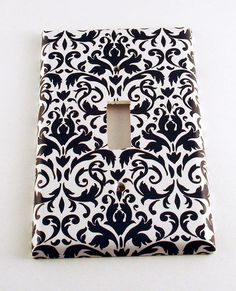 Switch Plate Light Switch Cover  Switchplate by funkychickendesign, $6.00
