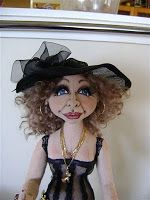 SFM Cloth Dolls With Attitude!: Dolls made from my patterns 2010 -  Krista