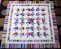 GORGEOUS FRENCH BRAIDS Quilt Top 350 Cotton by Quiltingfamily, $99.00