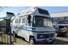 Mercedes-Benz 0309D13, Wohnwagen/-mobile Kastenwagen in Hamburg, gebraucht kaufen bei AutoScout24 Trucks
