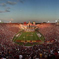 The Los Angeles Coliseum