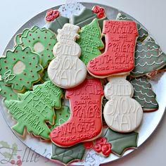Elegant Christmas Platter (Ellie's Bites)
