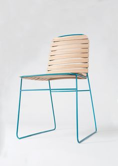 The brainchild of We Love Eames, the Filou chair breaks skillfully with traditional perceptions about wooden furniture. Thanks to the architecture-inspired principle of wood under tension, such as a slatted frame, Filou attains a distinctive visual and ph…
