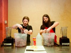 The most unlikely entrepreneurs: Duo turns a whiskey-fueled idea into a burgeoning sauce empire