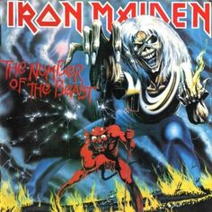 The Number of the Beast  March 29, 1982