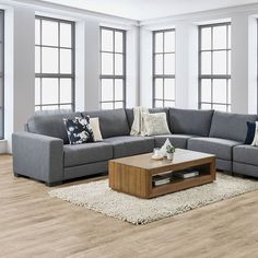 Put your feet up and indulge in the ultimate in comfort and style with the Omaha Fabric Corner Lounge. Whether you're entertaining friends or settling in for a solo movie marathon, this contemporary design will have you finding any excuse to take a sea Lounge Sofa, Contemporary Design, Sofas, Corner, Comfy, Extended Family, House, Furniture, Instagram