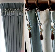 cohesive home decor Diy Tassel, Tassels, Drapery, Curtains, Crochet, Home Crafts, Tassel Necklace, Macrame, Knots
