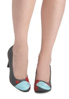 love bird heels