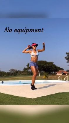 The Top 10 Most Popular Health and Fitness : No equipment workout Fitness Herausforderungen, Fitness Workouts, Butt Workout, Physical Fitness, Health Fitness, Female Fitness, Cardio Training, Workout Bauch, Workout Challenge